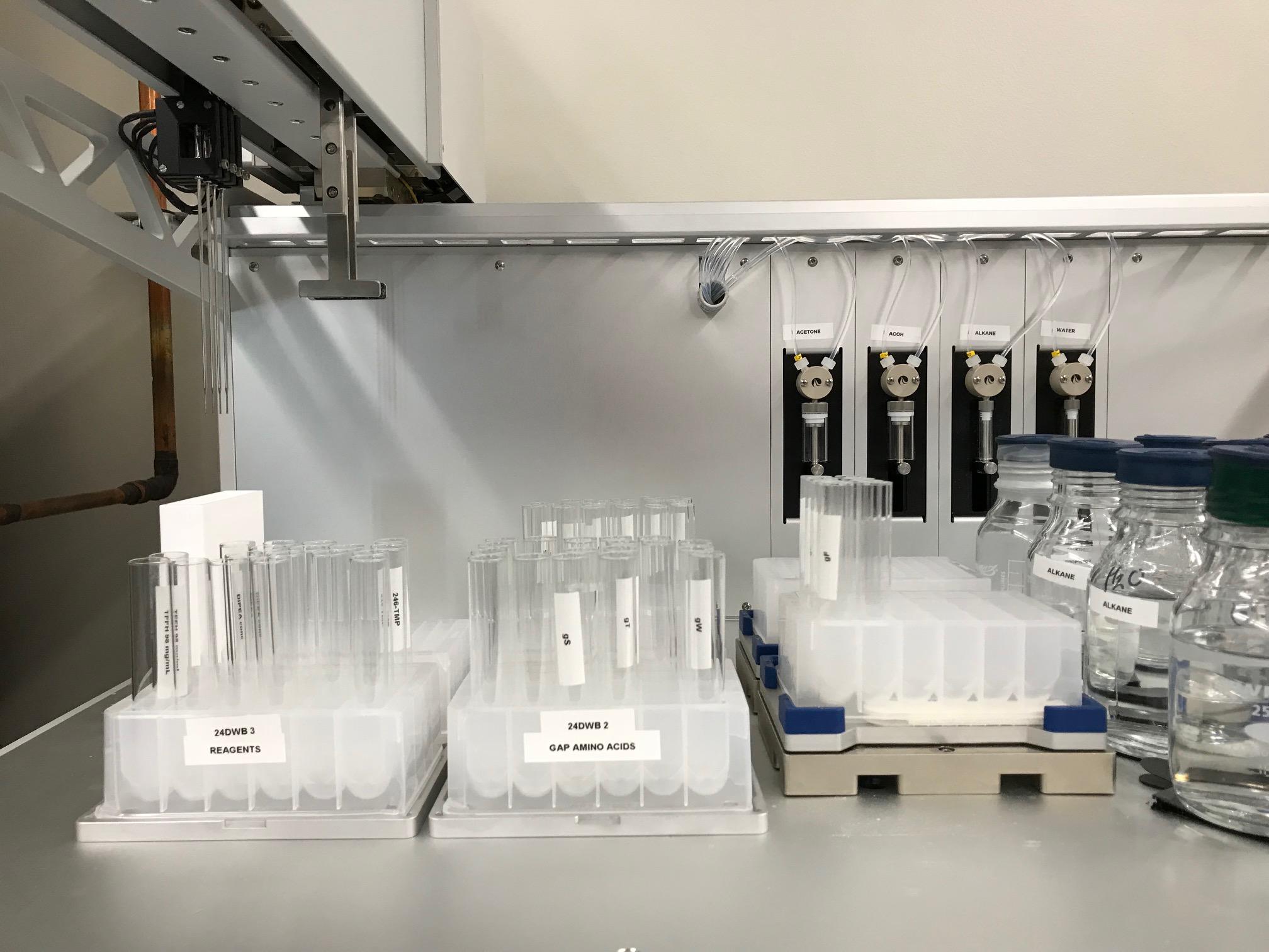 Molecule Tiny Homes Llc: Custom Peptide Synthesis